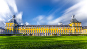 Long exposure of the University of Bonn, Germany Stock Photo