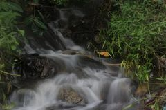 Long Exposure water royalty free stock photography