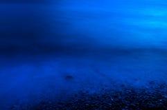 Long exposured sea Royalty Free Stock Photo