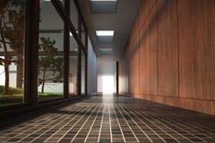 Long floor Stock Photography