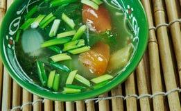 Long fung soep Stock Foto's