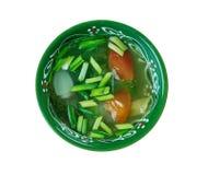 Long fung soep Stock Foto