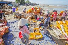 Long Hai beach Stock Photo