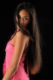 Long hair Royalty Free Stock Photos