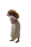 Long hair - young girl Royalty Free Stock Photography