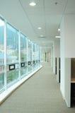 Long hallway. Stock Photography