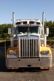 Long Haul Truck Royalty Free Stock Images