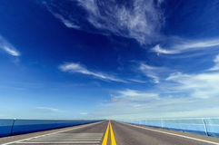 Long Highway Stock Images