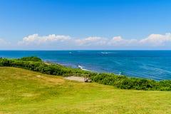 Long Island Νέα Υόρκη φάρων σημείου Montauk Στοκ φωτογραφία με δικαίωμα ελεύθερης χρήσης