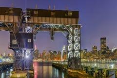 Long Island City, New York Royalty Free Stock Photography