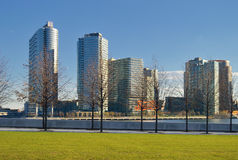 Long Island City. Royalty Free Stock Photo