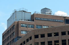 Long Island College Hospital Stock Image