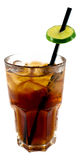 Long Island Ice Tea cocktail Royalty Free Stock Photo