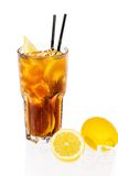 Long island ice tea cocktail Royalty Free Stock Image