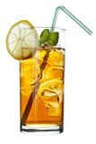 Long Island Iced Tea Royalty Free Stock Photo