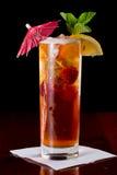 Long island iced tea Stock Photo