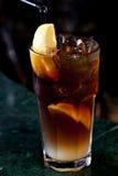 Long Islandet Iced Tea Royaltyfri Bild