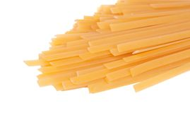 Long italian pasta Royalty Free Stock Image