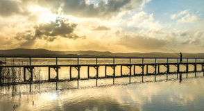 Long Jetty Foreshore Reserve Central coast, NSW Royalty Free Stock Images