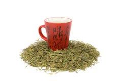 Long Jing Tea Stock Photography