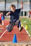 Long Jump Royalty Free Stock Photos