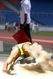 Long Jump Royalty Free Stock Photos