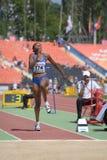 Long jump Stock Photos
