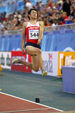 Long jump japan Royalty Free Stock Photo