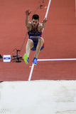 Long Jump Man LAZAR ANIC Stock Photos