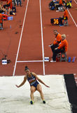 Long Jump Women Royalty Free Stock Images