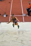Long Jump Women-6 Stock Photography