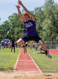 The Long Jumper Stock Images