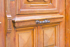 Long knob door Stock Photography