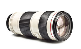 Long lens Stock Photo