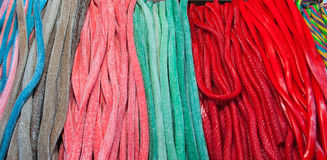 Long licorice Stock Images