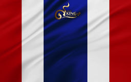 Long live the king Stock Images