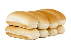 Long loaf bread Stock Image