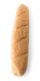 Long loaf isolated Royalty Free Stock Photography