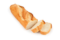 Long loaf Royalty Free Stock Photography
