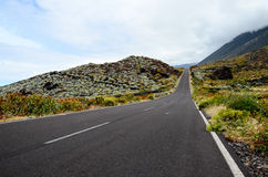 Long Lonely Road Royalty Free Stock Image