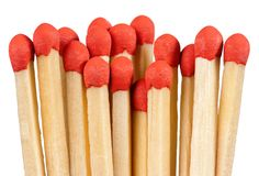 Long Matches Stock Photos