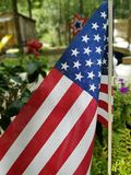 Long may it wave. American flag taken in pumpkin center Louisiana Stock Photo