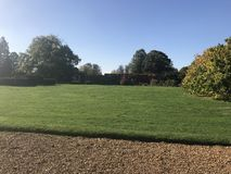 Melford Hall stock photography