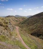 The Long Mynd Shropshire Royalty Free Stock Photography
