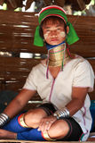 Long Neck Tribe,Thailand royalty free stock photos