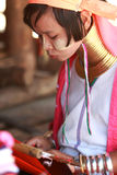 Long Neck Tribe,Thailand Stock Photo