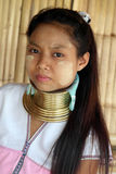 Long Neck Tribe in Thailand Royalty Free Stock Images