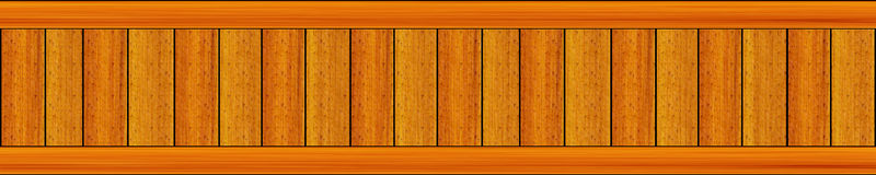 Long panel panorama speckled with bright colors vertical boards Stock Image