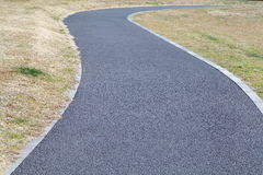 Long pathway Stock Photography
