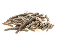 Long pepper,Piper retrofractum Vahl Royalty Free Stock Photography